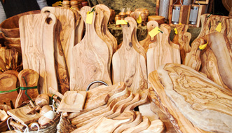 Olive Wood Sculptures