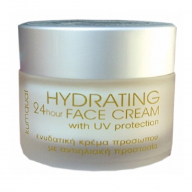 Hydrating 24h Face Cream with UV Protection 65ml