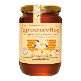 Bio Honey Chrisanthos  450gr