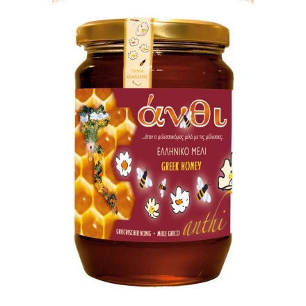 Greek Honey Anthi 920gr from Corfu