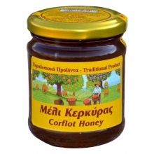 Corfiot Honey Glykon Esti 250gr
