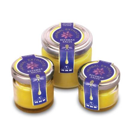 Greek Natural Skin Salve with Chamomile and Calendula 30gr from Corfu