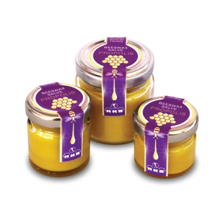 Greek Natural Skin Salve with Propolis 30gr from Corfu