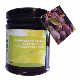 Marmalade with Cassia Plums 106ml