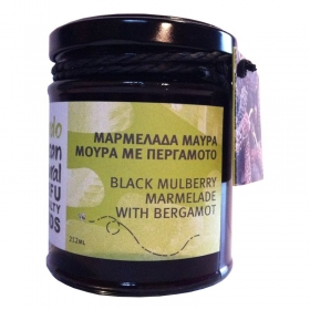 Marmalade with Black Mulberries and Bergamot 212ml