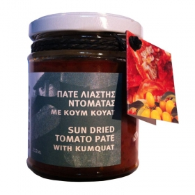 Sun Dried Tomato Pate with kum Quat 212ml