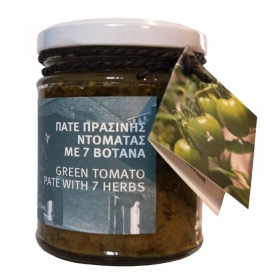 Green Tomato Pate with 7 Herbs 212ml