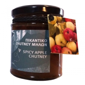 Spicy Apple Chutney 212ml