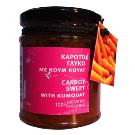 Carrot Sweet with Kum Quat in Syrup 212ml
