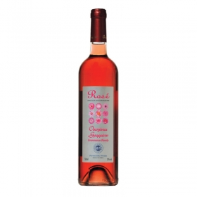Grammenos Family Rose Wine from Greece 750ml