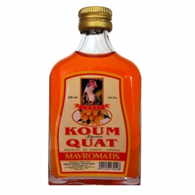 Liqueur Kum Quat Flask 350ml