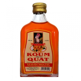 Liqueur Kum Quat Flask 100ml