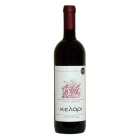 Goulis Kelari Red Wine 750ml