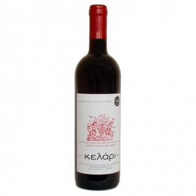 Goulis Kelari Red Sweet Wine 750ml