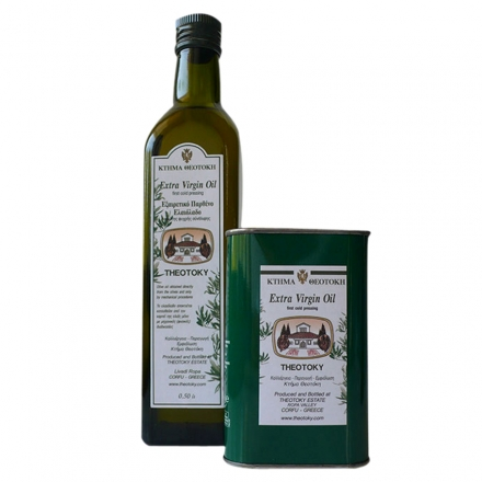 Greek  Virgin Oil from Corfu