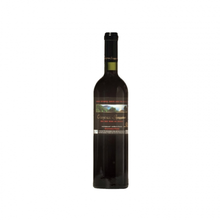 Greek Grammenos Family Red Dry from Greece from Corfu