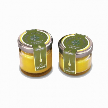 Greek Natural Skin Salve with Tilia Extract 30gr from Corfu