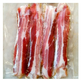 Sliced Smoked Pancetta from Corfu 200gr