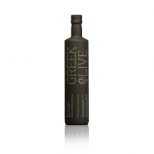Extra Virgin Olive Oil «Kopos» Glass Bottle 750ml