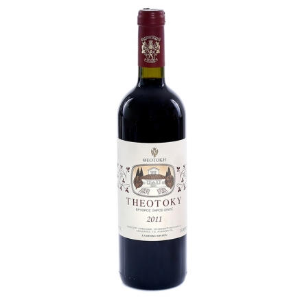 Greek Theotoky Red Wine 750ml from Corfu