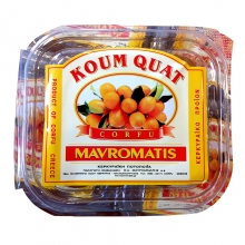 Fruit Glace kumquat 1kg (Packaged)