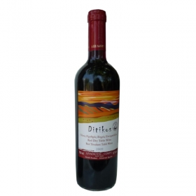 Livadiotis Red Wine  750ml